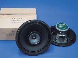 Coax speaker